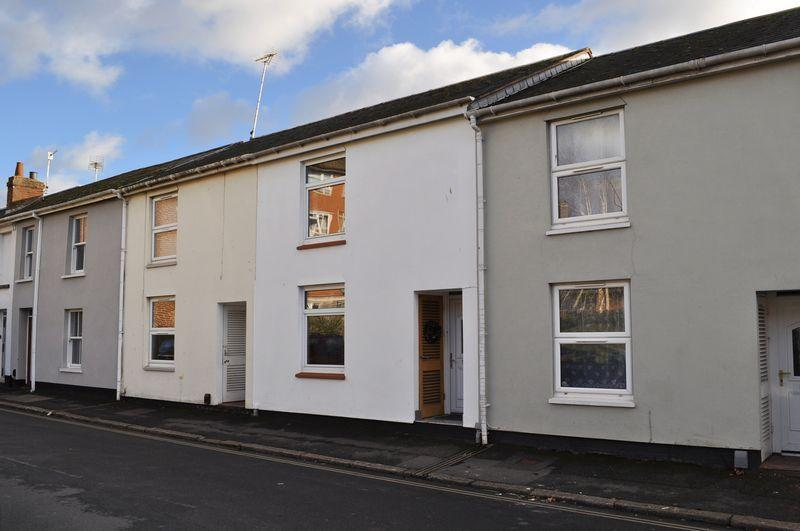 2 Bedrooms Terraced House for sale in Parr Street, Exeter
