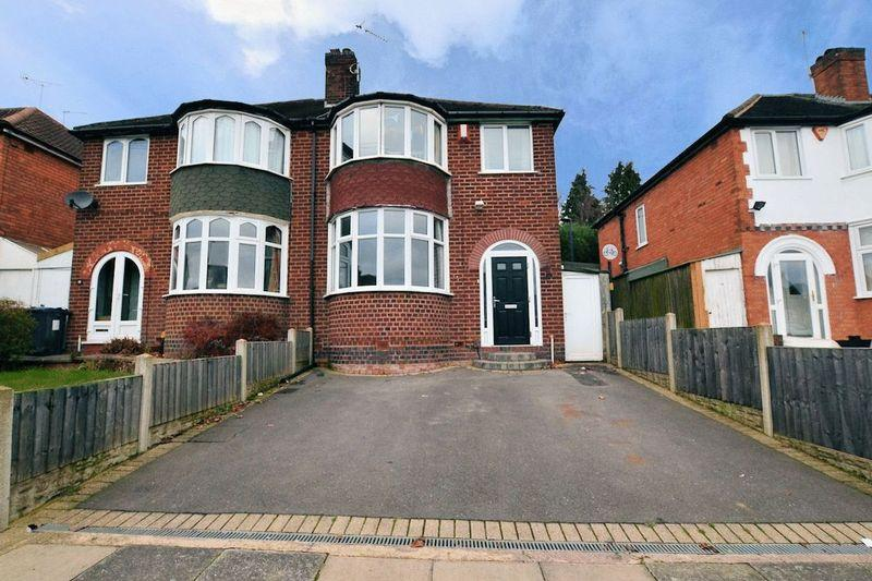 3 Bedrooms Semi Detached House for sale in Glyn Farm Road, Quinton