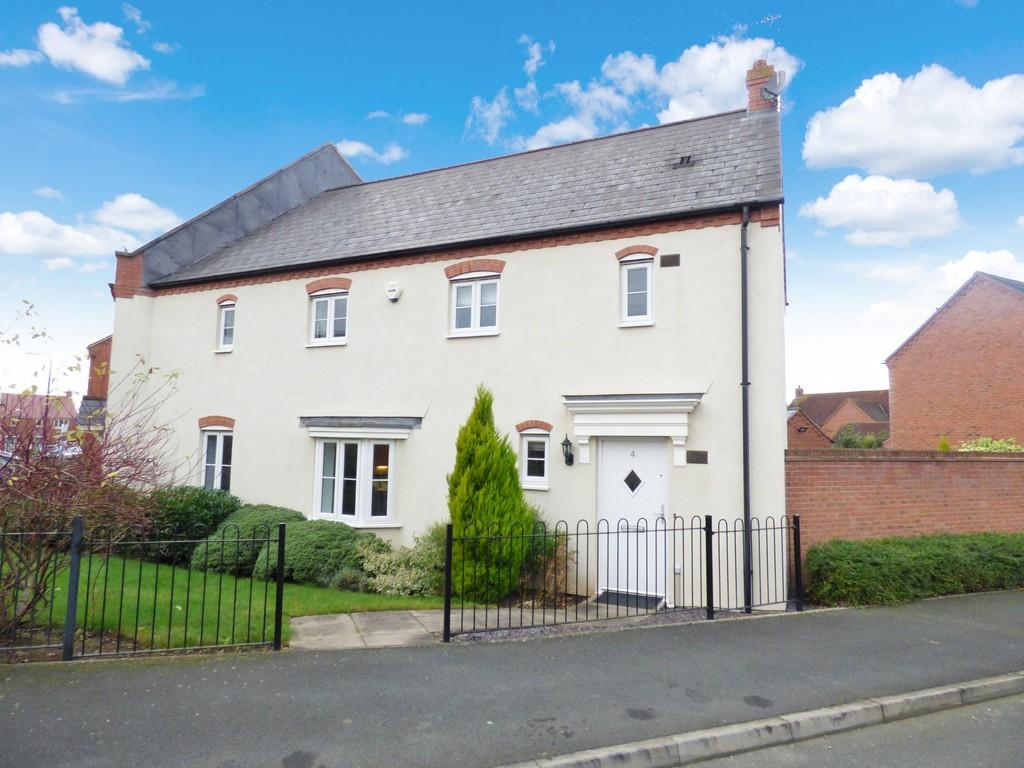 3 Bedrooms Semi Detached House for sale in Addison Drive, Stratford-Upon-Avon