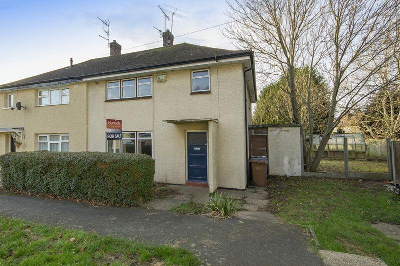 3 Bedrooms Semi Detached House for sale in HOLLOWAY ROAD, ALVASTON