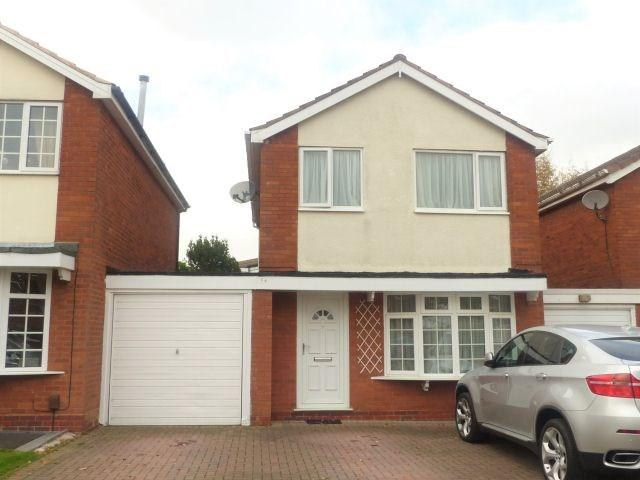 3 Bedrooms Link Detached House for sale in Loxley Road, Four Oaks