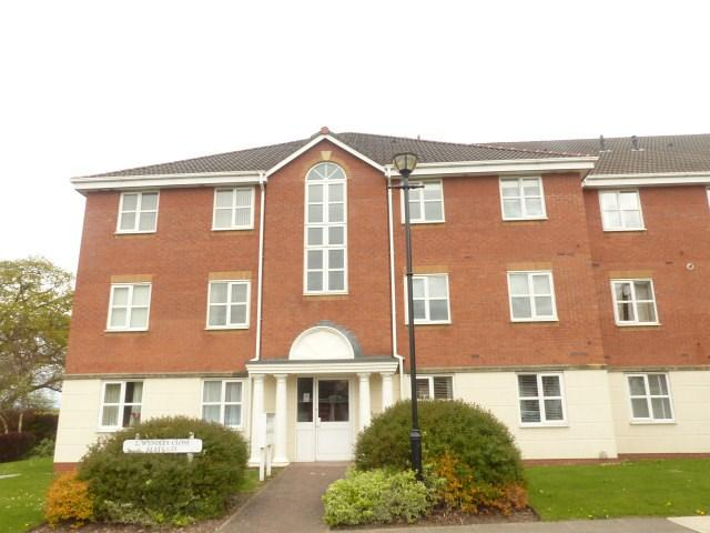2 Bedrooms Apartment Flat for sale in Wyndley Close, Four Oaks