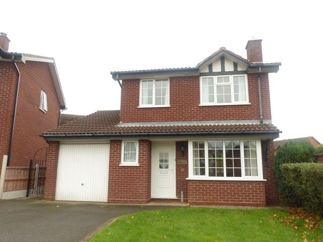 3 Bedrooms Detached House for sale in Yates Croft, Four Oaks