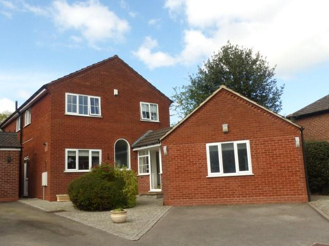 4 Bedrooms Detached House for sale in Greysbrook, Shenstone
