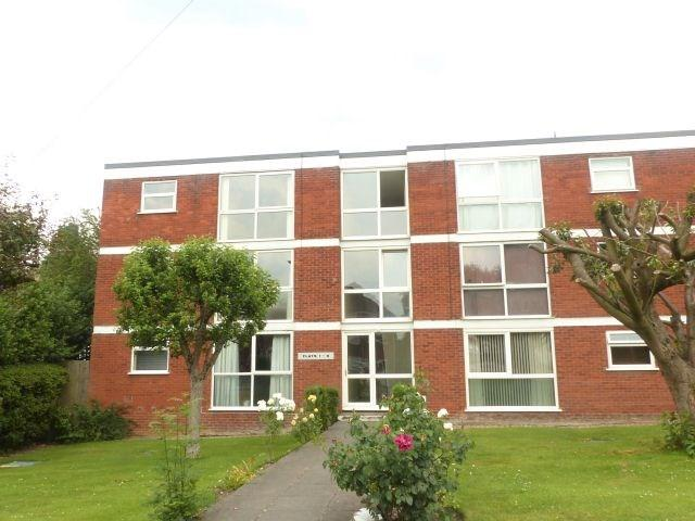2 Bedrooms Apartment Flat for sale in Packington Court, Four Oaks