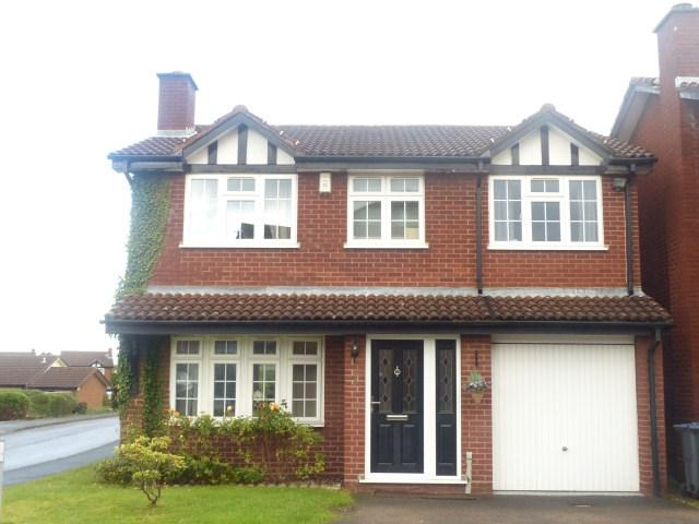 4 Bedrooms Detached House for sale in Yates Croft, Four Oaks