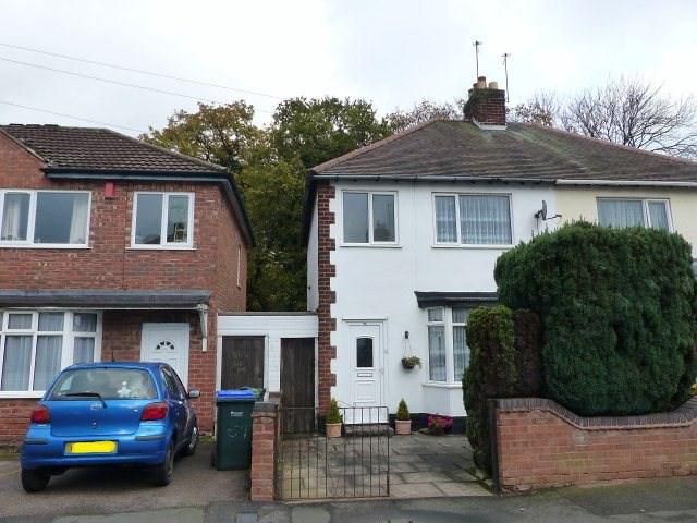 3 Bedrooms Semi Detached House for sale in Merrions Close, Great Barr