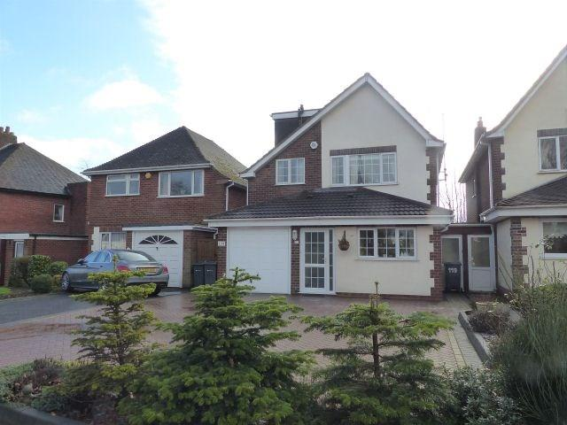 4 Bedrooms Detached House for sale in Queslett Road, Great Barr