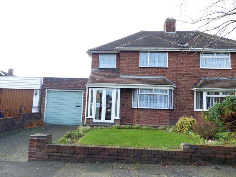 3 Bedrooms Semi Detached House for sale in Chantrey Crescent, Great Barr