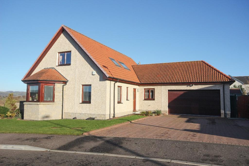 4 Bedrooms Detached House for sale in Elm Street, Errol, Perthshire, PH2 7SQ