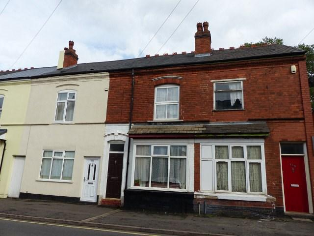2 Bedrooms Terraced House for sale in Summer Road, Birmingham