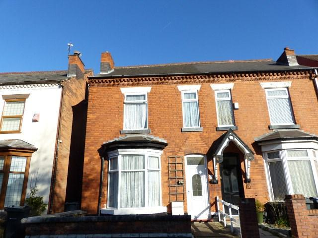 3 Bedrooms Semi Detached House for sale in Oxford Road, Birmingham