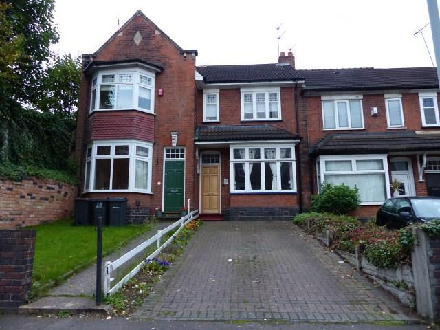 3 Bedrooms Terraced House for sale in George Road, Birmingham