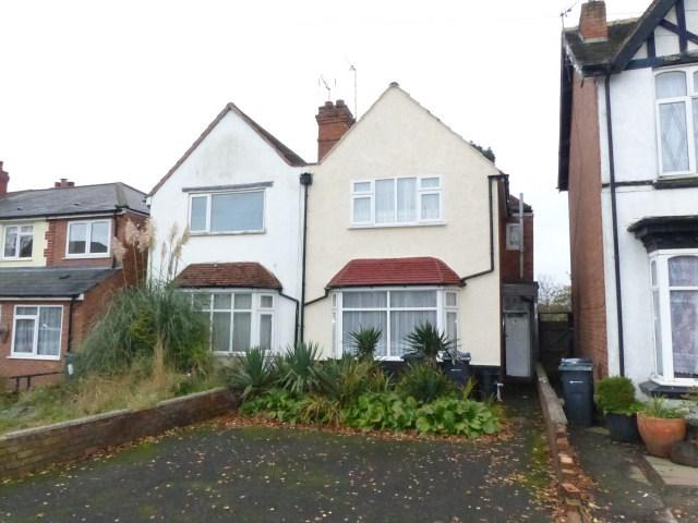 3 Bedrooms Semi Detached House for sale in Short Heath Road, Birmingham