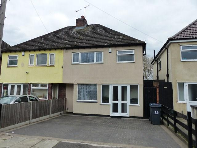 3 Bedrooms Semi Detached House for sale in Gladstone Road, Birmingham