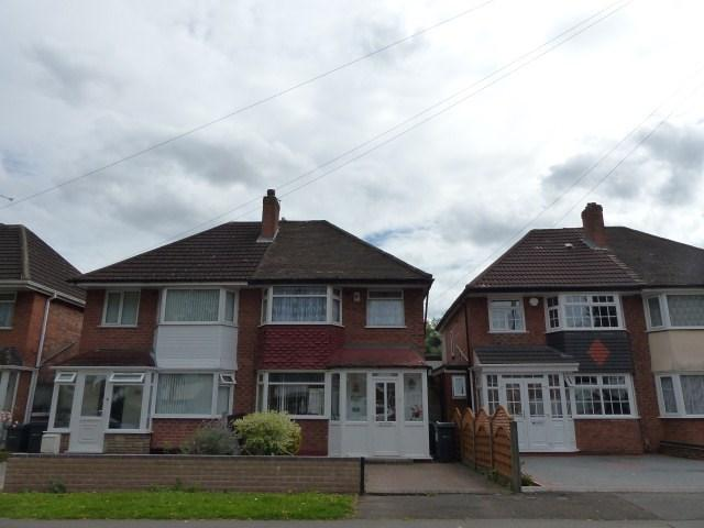 3 Bedrooms Semi Detached House for sale in Hodge Hill Road, Birmingham