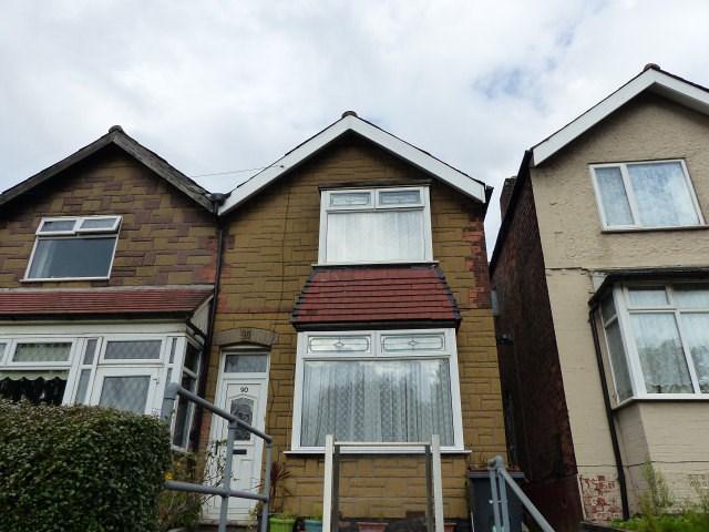 3 Bedrooms Semi Detached House for sale in Reservoir Road, Birmingham