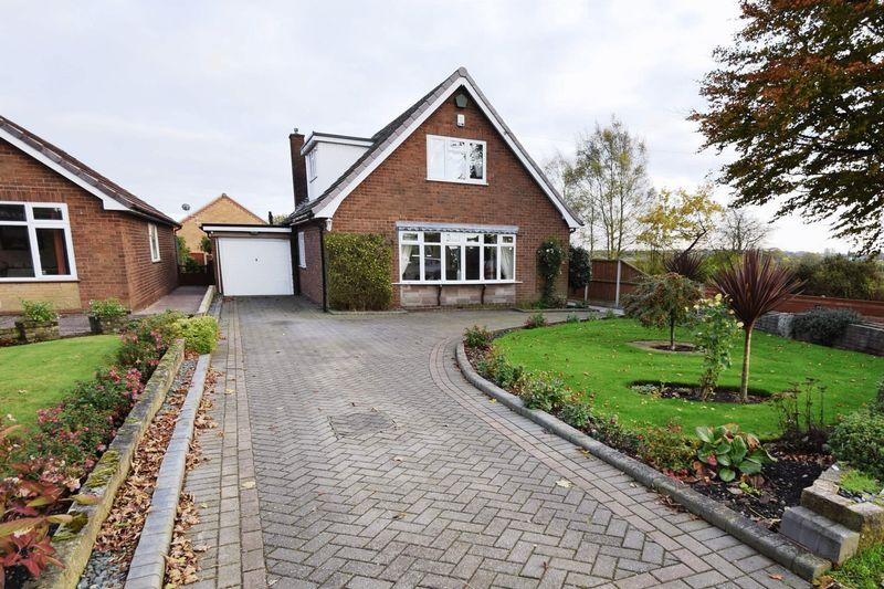 3 Bedrooms Detached House for sale in Paviors Road, Burntwood