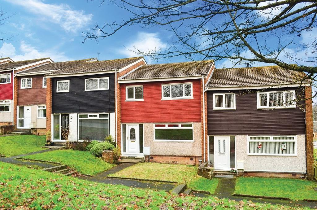 3 Bedrooms Terraced House for sale in Staffa, East Kilbride, South Lanarkshire, G74 2EA