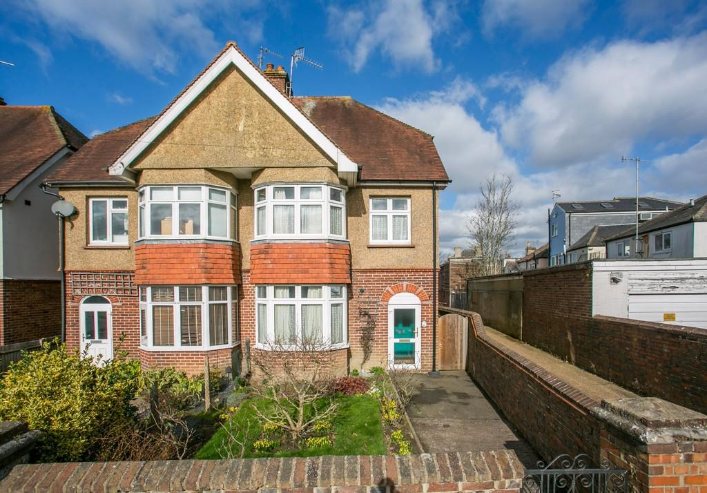 3 Bedrooms Semi Detached House for rent in Speldhurst Road, SOUTHBOROUGH