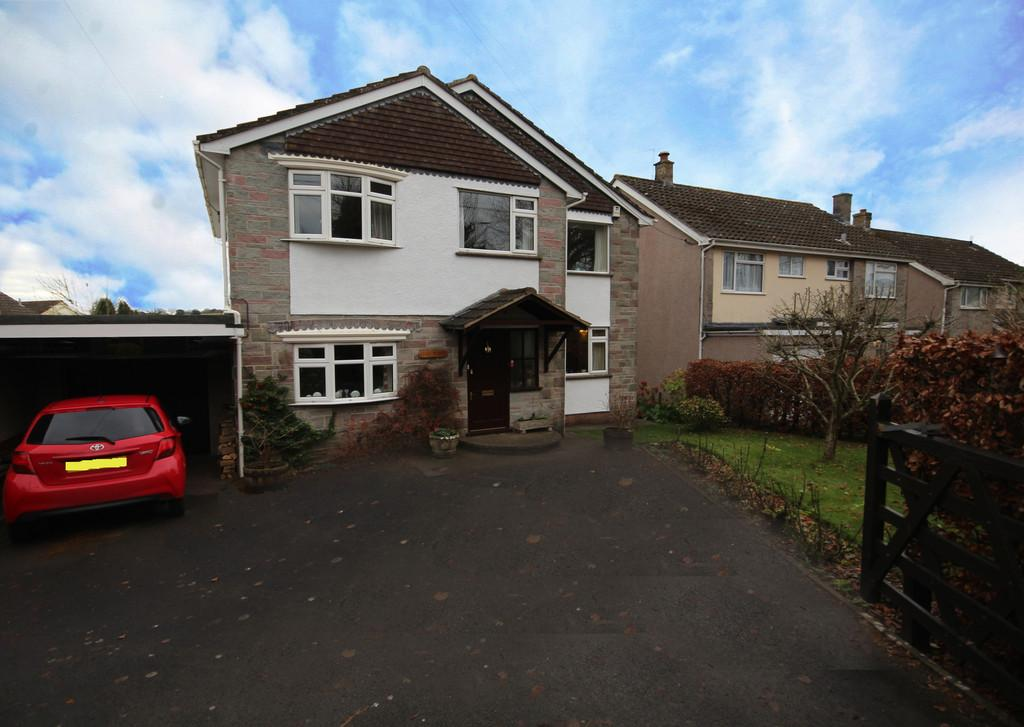 4 Bedrooms Detached House for sale in With glorious views in the popular village of Felton