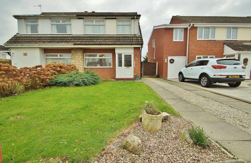 3 Bedrooms Semi Detached House for sale in Baytree Close, Southport