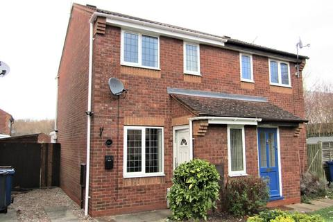 2 bedroom semi-detached house to rent - Sherbourne Drive, Burton-on-Trent