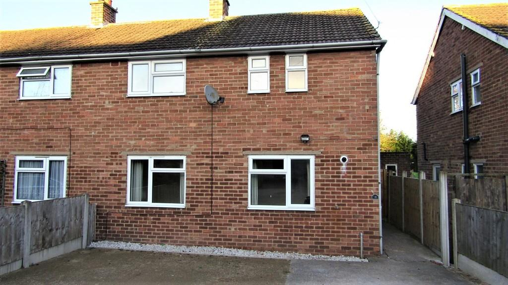3 Bedrooms Semi Detached House for rent in St. Lukes Road, Barton Under Needwood