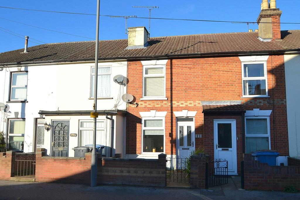 2 Bedrooms Terraced House for sale in Spring Road, Ipswich, IP4 5ND