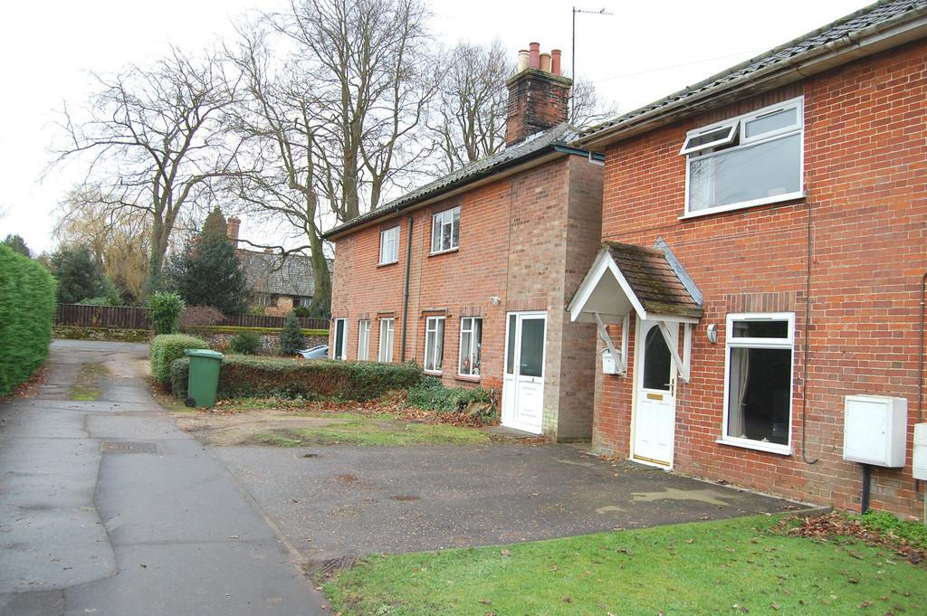 2 Bedrooms Semi Detached House for sale in Church Lane, Wroxham