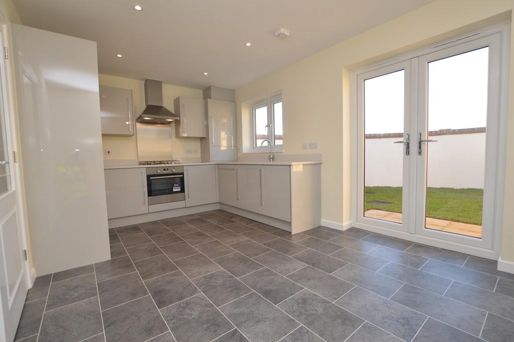 3 Bedrooms Terraced House for sale in The Kedleston, Clyst St Mary