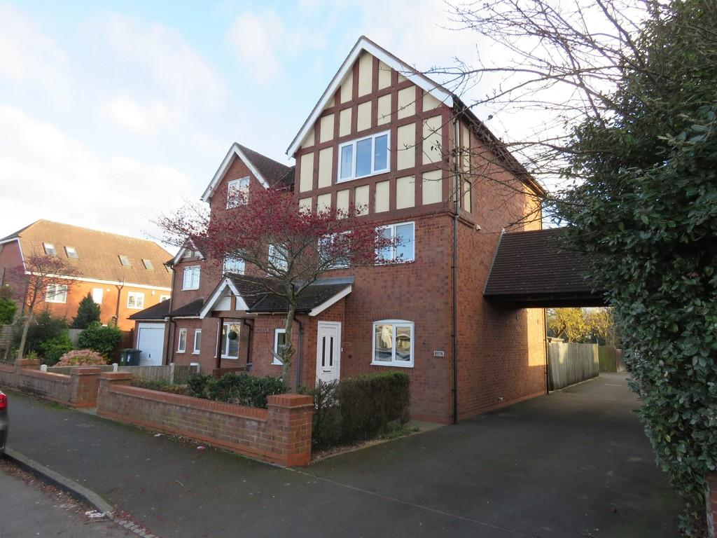 4 Bedrooms Town House for sale in Westbourne Road, Solihull