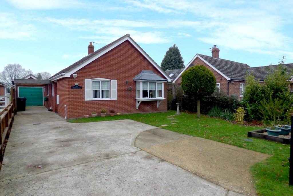 2 Bedrooms Detached Bungalow for sale in Station Road, Aslacton