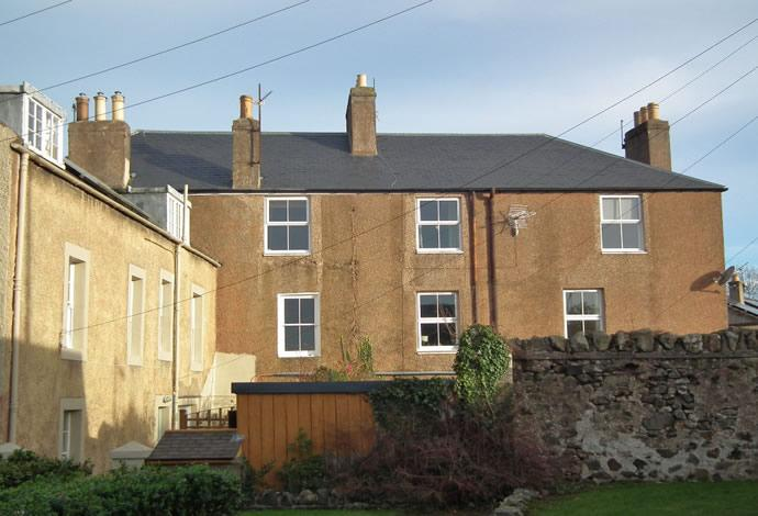 1 Bedroom Flat for sale in 21a South Street, Duns, TD11 3AJ