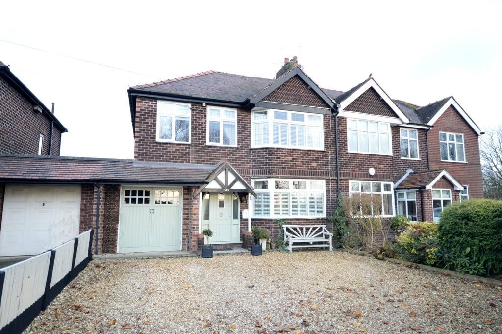 4 Bedrooms Semi Detached House for sale in London Road, Stretton, Warrington