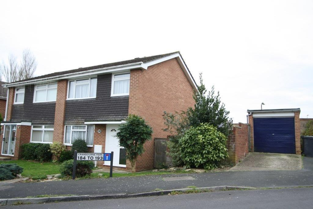 3 Bedrooms Semi Detached House for sale in Cranbourne Park, Hedge End SO30