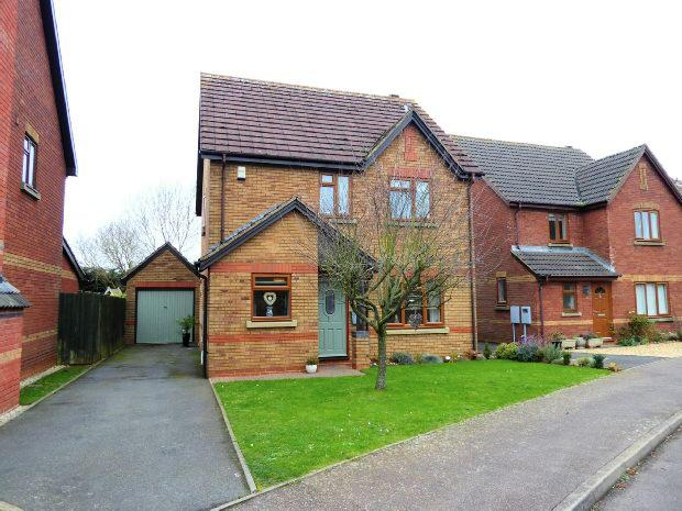 4 Bedrooms Detached House for sale in Cheney Gardens, Middleton Cheney