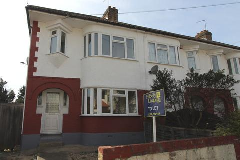 3 bedroom semi-detached house to rent - Canon Avenue, Chadwell Heath, Romford, RM6 5RR