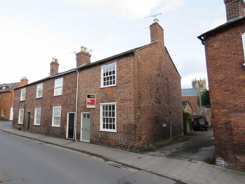 2 Bedrooms Semi Detached House for sale in Watergate Street, Ellesmere, SY12