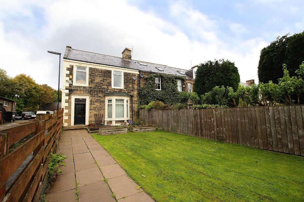 3 Bedrooms End Of Terrace House for sale in Percy Terrace, South Gosforth, Newcastle Upon Tyne