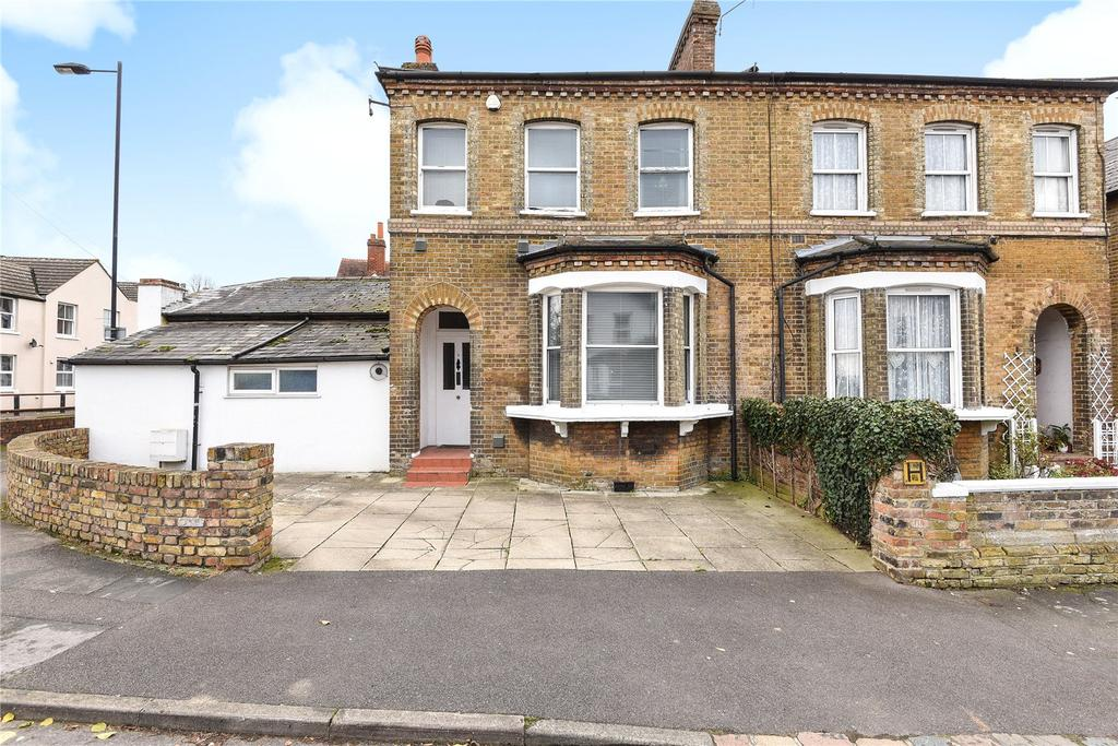 4 Bedrooms Semi Detached House for sale in Albany Road, Old Windsor, Windsor, Berkshire, SL4