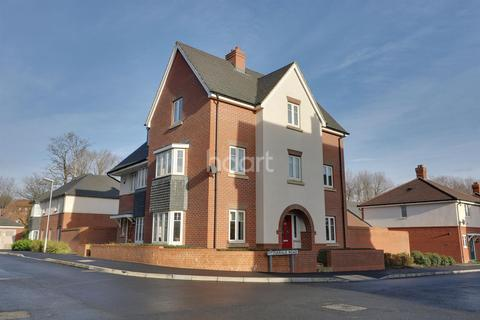 4 bedroom detached house for sale - Fitzgerald Road Northampton