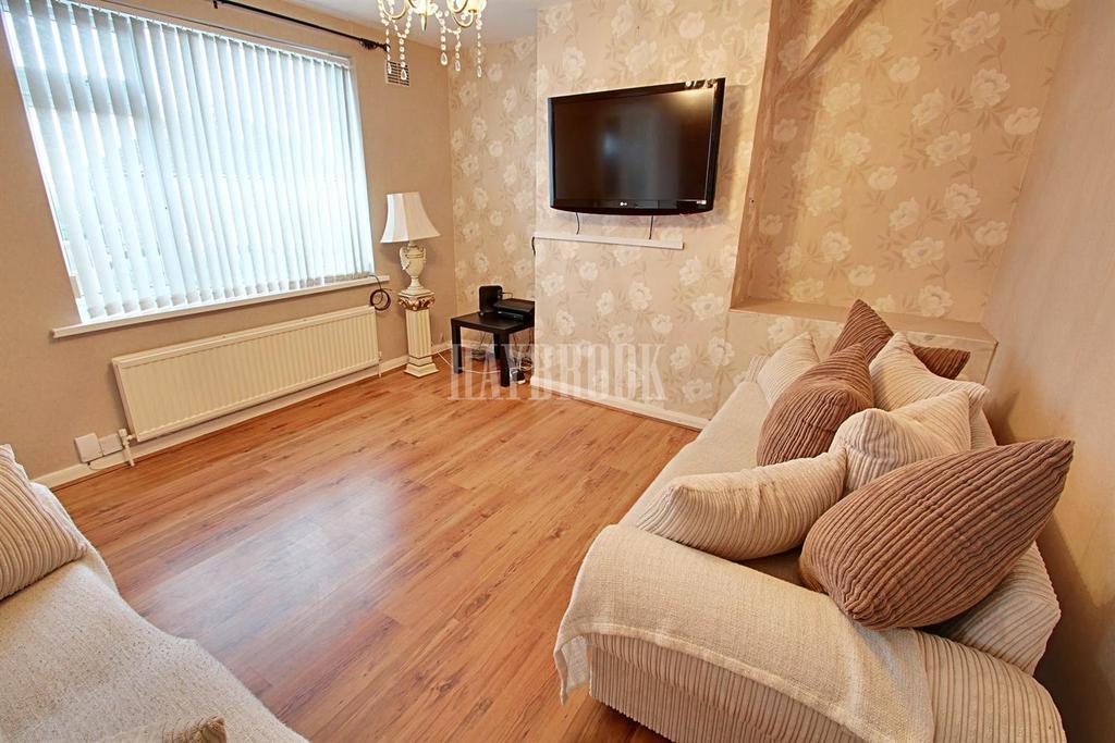 3 Bedrooms Semi Detached House for sale in Coleridge Road, Eastwood