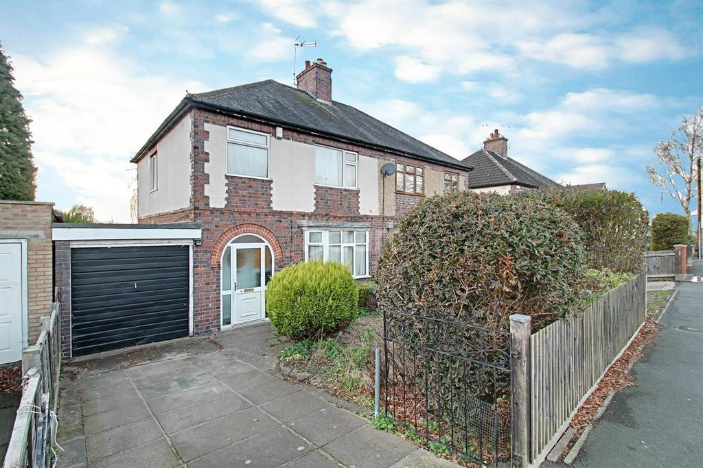 3 Bedrooms Semi Detached House for sale in Saffron Lane, Leicester