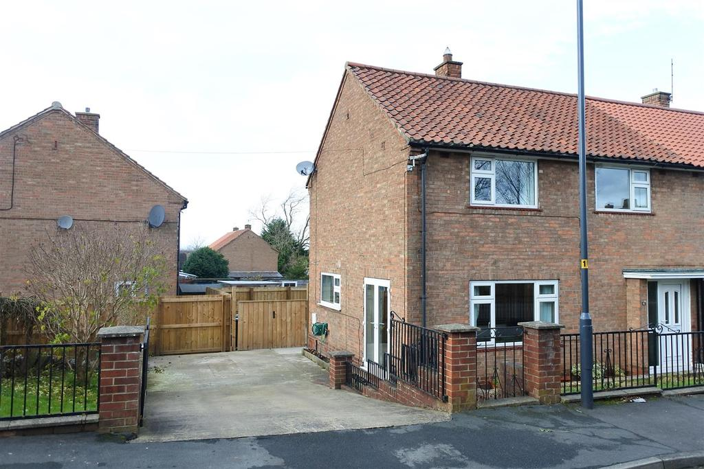 3 Bedrooms Semi Detached House for sale in Corber Hill, Brompton, Northallerton