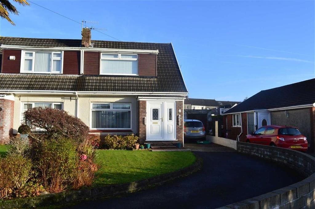3 Bedrooms Semi Detached Bungalow for sale in Gendros Close, Swansea, SA5
