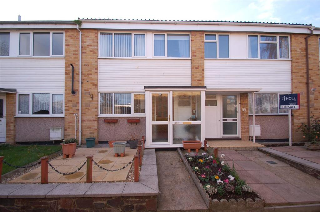 3 Bedrooms Terraced House for sale in Westfield Close, Bridgwater, Somerset, TA6