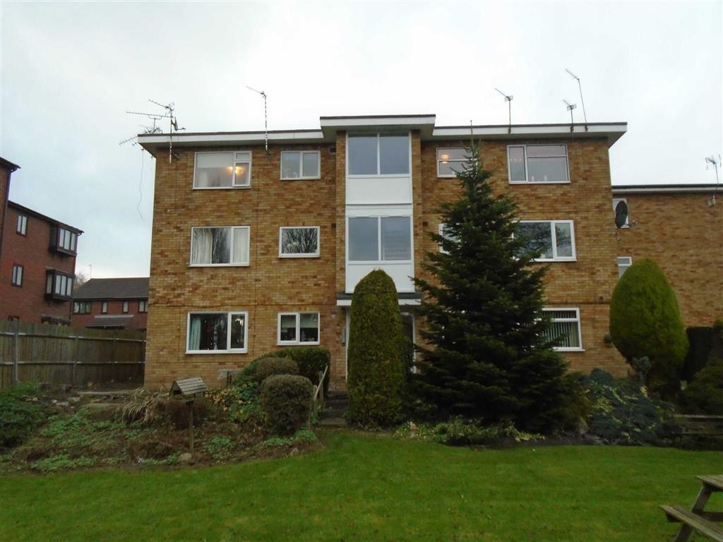 2 Bedrooms Flat for sale in Simon Close, Attleborough, Nuneaton, Warwickshire, CV11