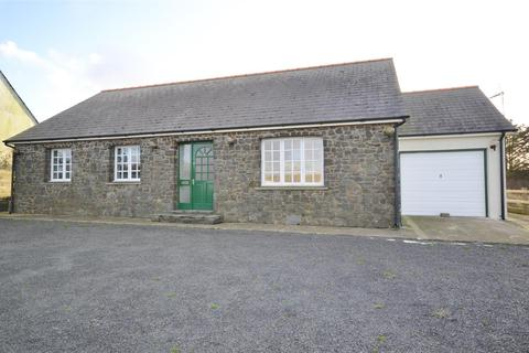 3 bedroom detached bungalow for sale - Abereiddy Road, Croesgoch, Haverfordwest