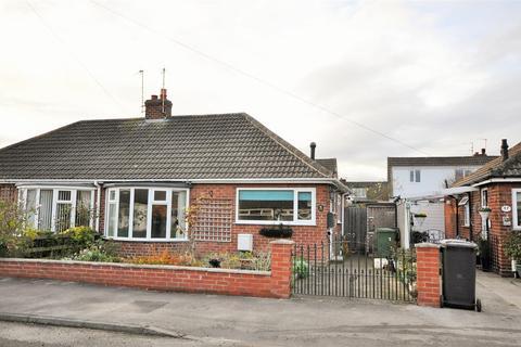 2 bedroom semi-detached bungalow for sale - Ashley Park Crescent, Stockton Lane, York